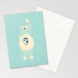 Floating... Stationery Cards