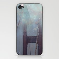 Starry San Francisco iPhone & iPod Skin