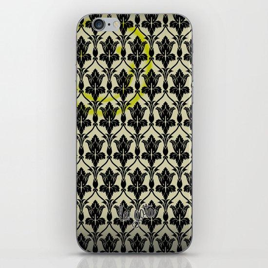 Sherlock iphone to : ktqb  iPhone & iPod Skin