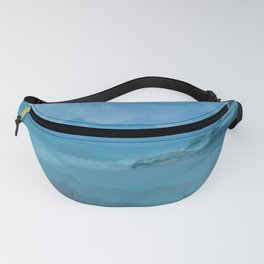Ocean or Mountains? Fanny Pack