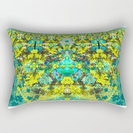 Please Don't Leave Rectangular Pillow