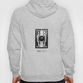 Vintage Art Deco Camera Hoody