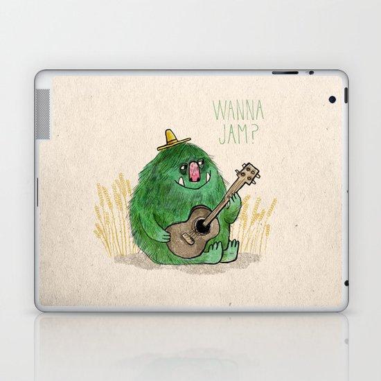 Monster Jam Laptop & iPad Skin