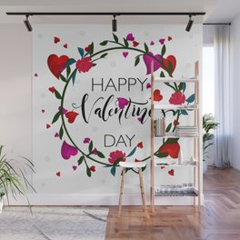 Valentine's Day gift idea Wall Mural