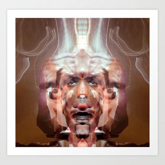 Cosby #9 Art Print