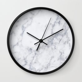 JUST MARBLE Wall Clock