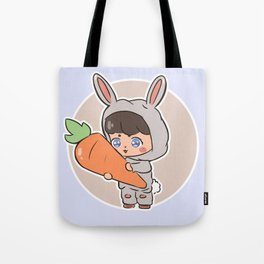 Louis Tomlinson Cute Chibi Tote Bag