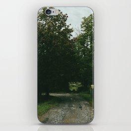 Rocky Driveway iPhone Skin