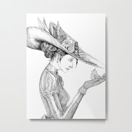 Toy Bird Metal Print