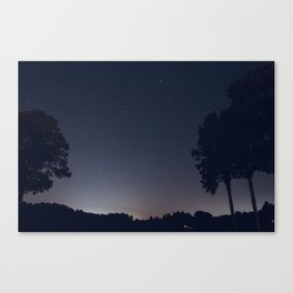 Early Hours Canvas Print