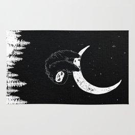 Goodnight Sloth Rug