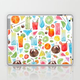 Summer Fruit Cocktail Laptop & iPad Skin