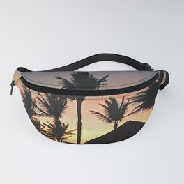 Caribbean Sunset Fanny Pack