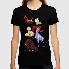 Arctic animals T-shirt
