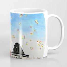 Prague Embroidery Coffee Mug