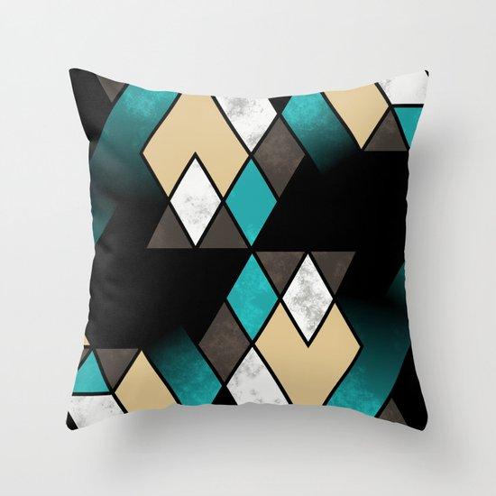 LD3 Fade Throw Pillow