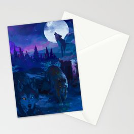 Morrigan's Guardians Stationery Cards