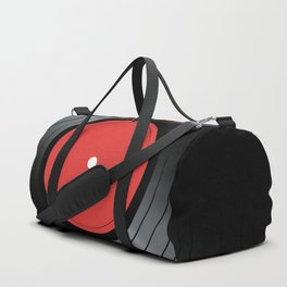 Music Record Duffle Bag