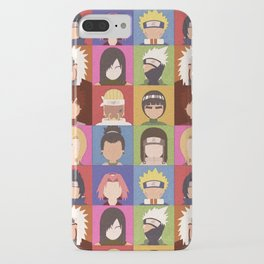 Anime Characters iPhone Case