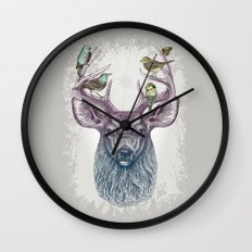 Magic Buck Wall Clock