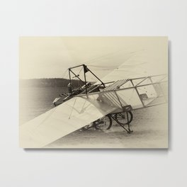 Airplane Metal Print