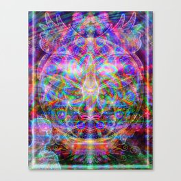 Metaphysical Realms Canvas Print