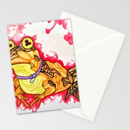 Futurama's Hypnotoad fanart Stationery Cards