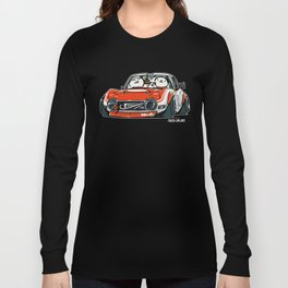 Crazy Car Art 0136 Long Sleeve T-shirt