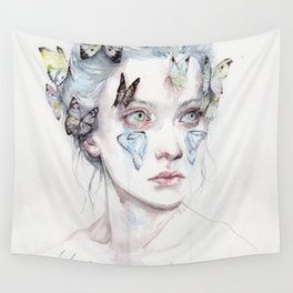 love and sacrifice Wall Tapestry