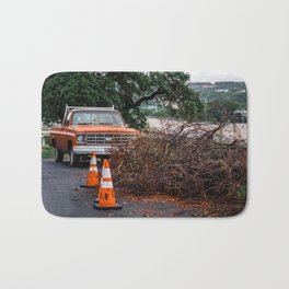 Don't let anything stops you from your adventure Bath Mat