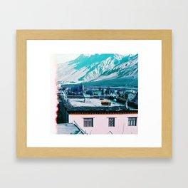 Spiti Framed Art Print
