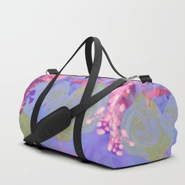 Kawaii Pretty Springtime Sparkle Duffle Bag
