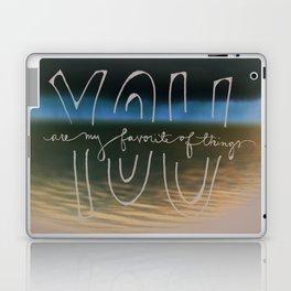 You Laptop & iPad Skin