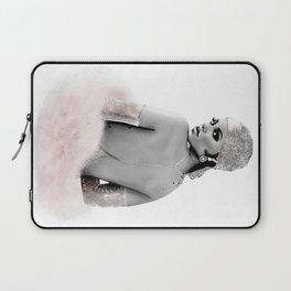 Fashion Illustration - Rihanna Laptop Sleeve