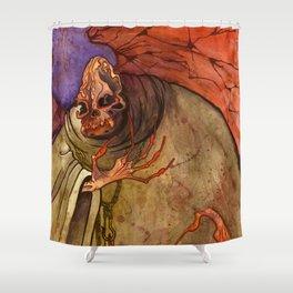 Grandmother Death Shower Curtain