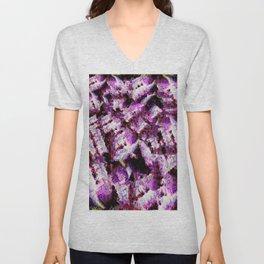 Purple Royale Unisex V-Neck