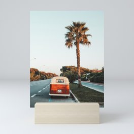 Summer Road Trip Mini Art Print