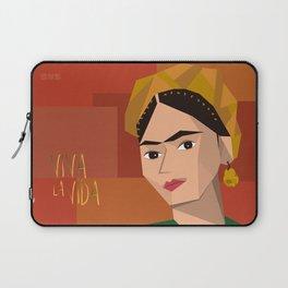 Frida Khalo Cubism Edition 2 Laptop Sleeve