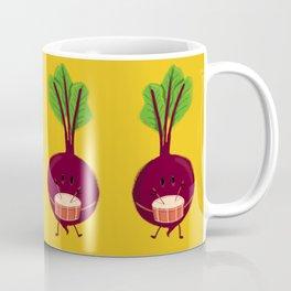 Beet's drum beat Coffee Mug
