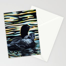 Loons Stationery Cards