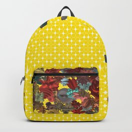 Harmonic Flowers Backpack