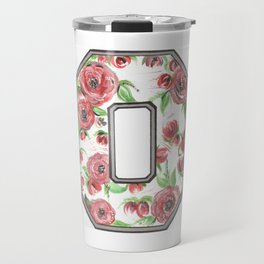 Buckeye O of Roses. Travel Mug