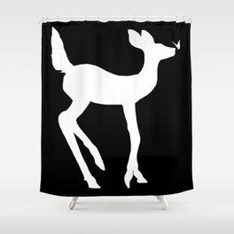 Always Strange Shower Curtain