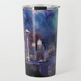 Spacey Seattle Travel Mug