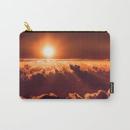 Haleakala Sunrise Carry-All Pouch