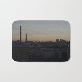 Moscow, 32nd Floor Bath Mat