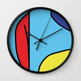 Untitled titulable Wall Clock