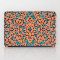 climbing iPad Cases featuring Climbing Waltz by GEETIKAGULIA