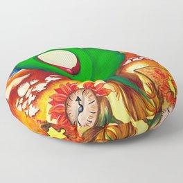 Internal Portrait Floor Pillow