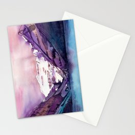 Coloful Lake Louise Stationery Cards